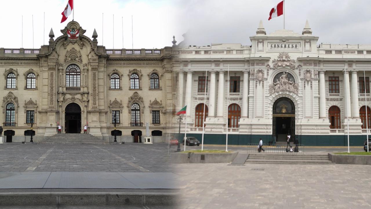 TC VERÁ EL JUEVES CALIFICACIÓN Y MEDIDA CAUTELAR DE DEMANDA COMPETENCIAL SOBRE VACANCIA PRESIDENCIAL