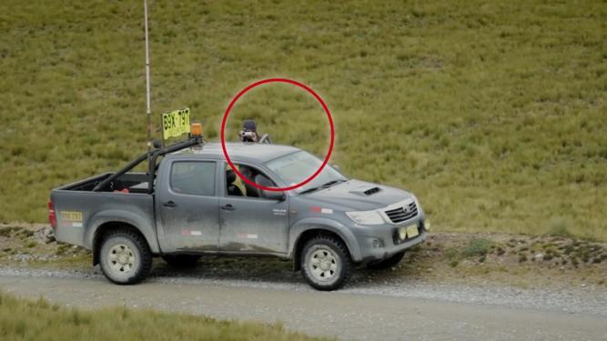 TC REGULA USO DE VIDEOCÁMARAS Y DRONE PARA EVITAR SEGUIMIENTOS O VIGILANCIAS A PERSONAS